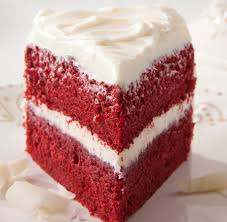 sauer u0027s red velvet cake with cream cheese frosting c f sauer