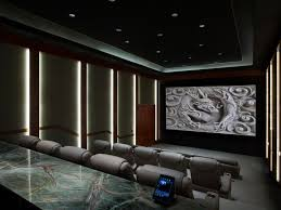 Home Theater Designs From CEDIA  Finalists Theatre Design - Home theater design