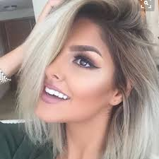dark roots blonde hair made my mind up this evening this is the next style and color i