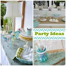 Wedding Shower Ideas by Budget Bridal Shower Decor And Ideas Fox Hollow Cottage