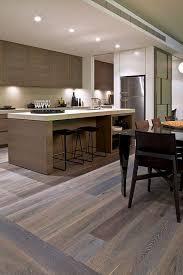 Modern American Kitchen Design Du Parquet Dans La Cuisine Pourquoi Pas Domy I Wnętrza