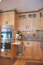 Kitchen Cabinets Pine Kitchen New Knotty Pine Kitchen Cabinets For Sale Beautiful Home