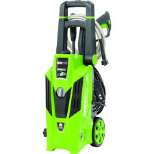 Home Depot Price by Earthwise 1 650 Psi 1 4 Gpm Electric Pressure Washer Pw16503 The