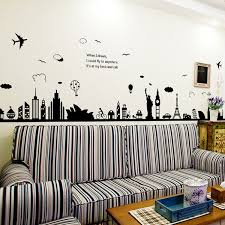 Cheap Places To Buy Home Decor Online Get Cheap Large Wall Decal Aliexpress Com Alibaba Group