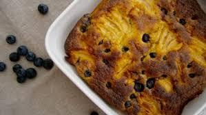 cuisine de tous les jours le goûter du dimanche namandier aux poires et myrtilles