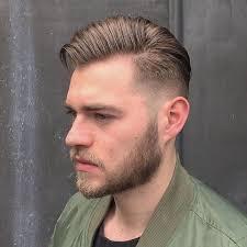 coupe de cheveux homme mode coupe le style pompadour et autres tendances en 50 idées