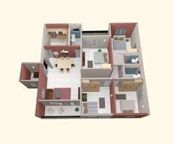 four bedroom houses 50 four 4 bedroom apartment house plans bedroom apartment