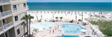 hotels on pensacola beach