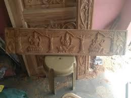 Main Door Flower Designs design wood carving u0026 front door frame carving manufacturer from