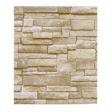 stone effect wallpaper rona my dream home u0026 home decor