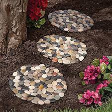 amazon com fun express resting cat stone whimsical garden accent