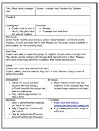 best 25 lesson plan format ideas on pinterest lesson plan