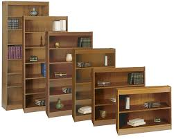 Cream Wood Bookcase 36