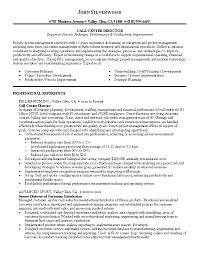 Sample Resume Supervisor Position Resume by Call Center Manager Resumes Exol Gbabogados Co