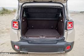 jeep renegade interior jeep renegade review u2013 the eye is in the detail carwitter