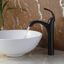 8822orb elite oil rubbed bronze single lever vessel sink faucet
