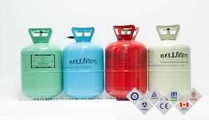 disposable helium tank high purity helium tank balloons disposable helium tank for sale