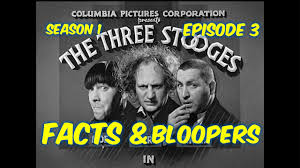 I Love Lucy Facts by Season 1 Episode 3 The Three Stooges