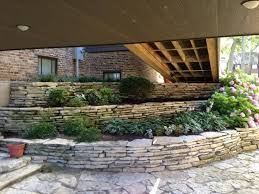 How To Lay A Raised Patio 27 Backyard Retaining Wall Ideas And Terraced Gardens