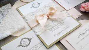 paper for invitations diy wedding invitations using lace belly bands