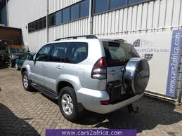 toyota landcruiser 120 3 0 d 4d 63629 used available from stock