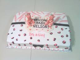 sweet safari giraffe baby shower cake cakecentral com