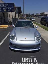 1995 porsche 993 rs clubsport tribute polar silver 98k miles