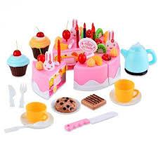 cuisine bebe jouet 54 pieces jouet enfant bébé jouet cuisine gâteau tasse couteau mode