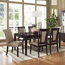 At Home Dining Chairs Grey Upholstered Dining Room Chairs Dining Room Table With