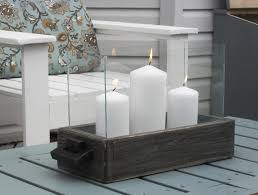 furniture coffee table decorating candle light in a bottle