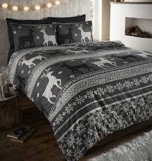 Duvet Quilt Cover Brushed Cotton Flannelette Sheets Quilt Cover Sets