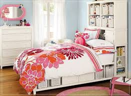 teenage bedroom ideas for small rooms with minimalist pink