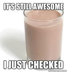 Chocolate Milk Meme - chocolate milk update memes quickmeme