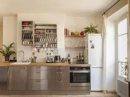 cuisine ikea inox cozy home bois apres blanc clair et massif