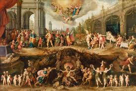 frans francken ii 1581 1642 man choosing between virtue and vice realized 7 02 million