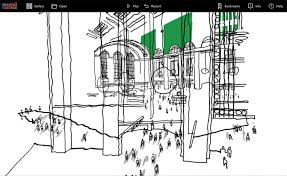 gallery of this new drawing app shows how digital software will