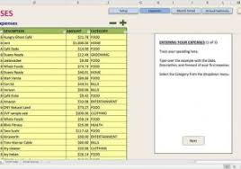 Monthly Expense Sheet Template Budget Expenses Template Free Expenses Spreadsheet Expense Sheet