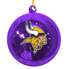 minnesota vikings tree ornaments