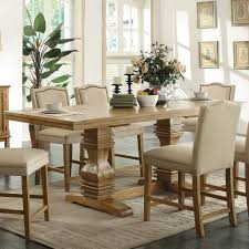double pedestal dining table loccie better homes gardens ideas