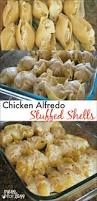 Dinner Ideas For Valentines Day At Home Chicken Alfredo Stuffed Shells Mess For Less