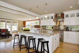 White Kitchen Island With Stools by Kitchen Island With Stools Wood Legs Modern Wooden Chairs Modern
