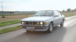 the history of bmw cars the bmw 6 series model e24 history