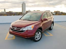 2001 Honda Crv Roof Rack by 2010 Honda Cr V Ex L 4wd Honda Crossover Suv Review Automobile
