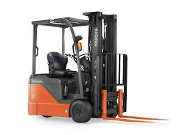 electric pallet jacks u0026 trucks narrow pallet jacks toyota