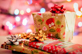 free photo festive wrapping presents bows gifts max pixel