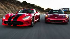 corvette vs viper srt viper gts vs chevrolet corvette zr1 2 episode 24