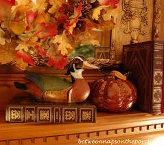 inspiration for fall decorating
