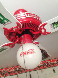 coca cola pendant lights hyattsville estate sale packed with collectibles coca cola room