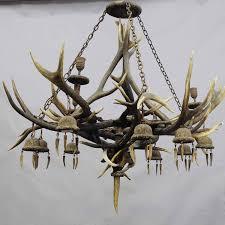 Metal Antler Chandelier Large 1880s Antler Chandelier For Sale At Artfour Com