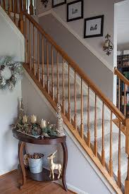Refinish Banister Timeless And Treasured My Three Girls Diy How To Stain And